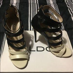Aldo Soshannah Strappy High Heeled Sandal